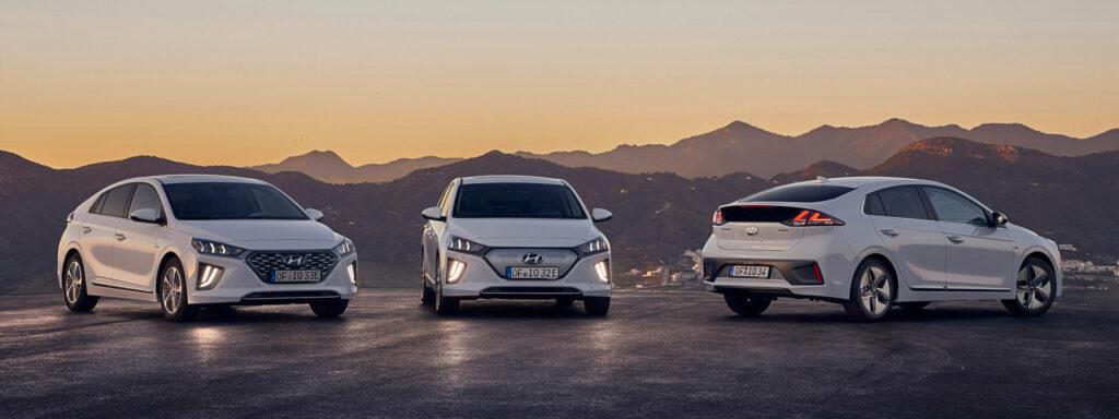 Hyundai IONIQ: Plug-in, Electric e Hybrid
